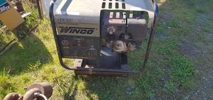 WinCo hp 6000 generator make offer for Sale in Monroe, WA
