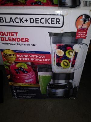 Black and Decker quiet blender for Sale in Montclair, CA