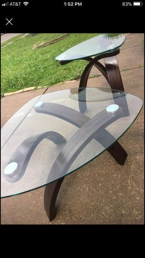 MODERN COFFEE TABLE SET OF 2 for Sale in Grand Prairie, TX
