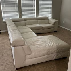 Leather Sectional Skandanavia Designs for Sale in Pflugerville,  TX