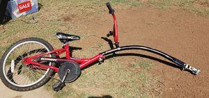 Schwinn kid bike tag along for Sale in Chula Vista, CA