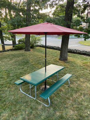 Folding Picnic Table for Sale in Hopedale, MA