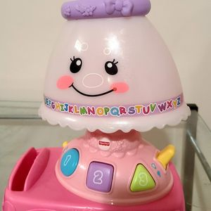 Baby Laugh And Learn Lamp for Sale in Delaware, OH