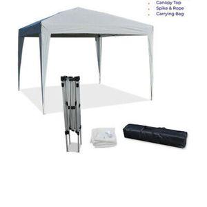 Brand New 10x10 EZ Pop Canopy Tent for Sale in Corona, CA