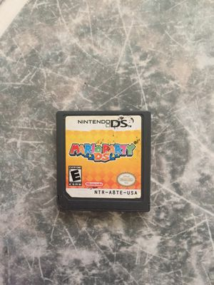 Mario party ds for Sale in Dinuba, CA
