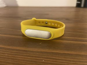 Xiaomi Miband 1s Mi Band w/ charger and brand new hand band! for Sale in Highland Park, NJ