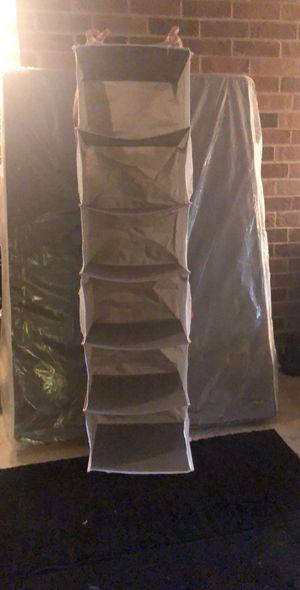 6 cube closet organizer for Sale in Palatine, IL