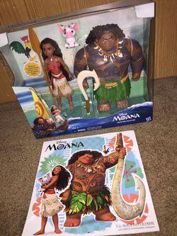 Moana bundle for Sale in Portland,  OR
