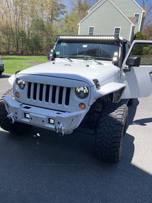 2017 Jeep Wrangler Sport for Sale in Boston, MA