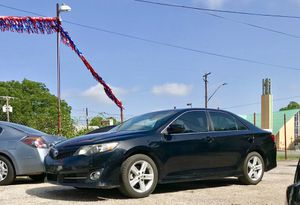 2012 Toyota Camry for Sale in San Antonio, TX