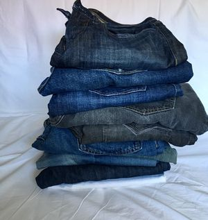 Jeans sizes 31 32 34 and 36 for Sale in West Palm Beach, FL