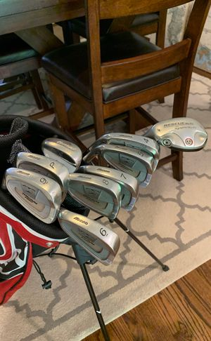 Left handed golf clubs for Sale in Dallas, TX