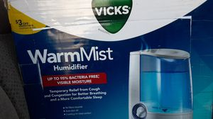 Vicks WarmMist Humidifier for Sale in Bakersfield, CA