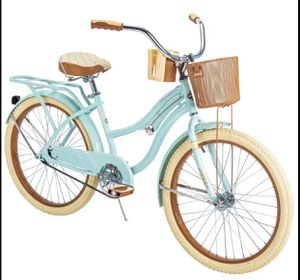 """New Nel Lusso Huffy cruiser bike mint 24"""" for Sale in Frisco, TX"""