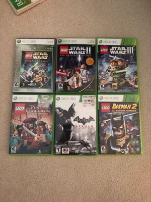 Xbox 360 games for Sale in Plano, TX
