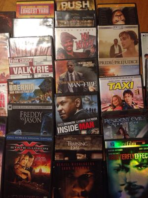 29 DVDs for Sale in Durham, NC