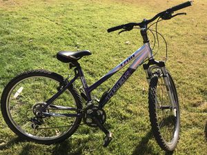 "Get this beautiful girl bike in very good condition asking price $ 250.00 get it now this 26""3700 TREK for Sale in St. Louis, MO"