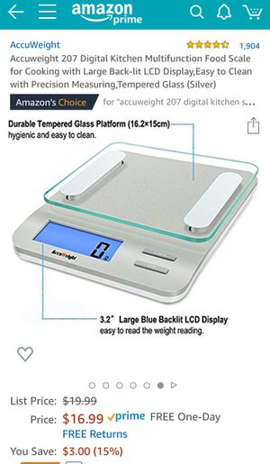 Food Scale for Sale in Anaheim, CA