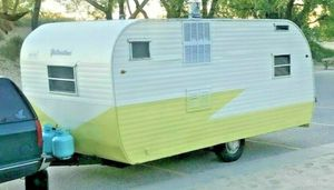 1961 Camper yellowstone for Sale in Los Angeles, CA