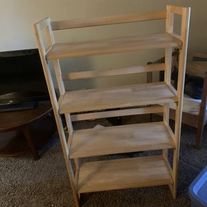 Wooden Display Shelf x2 for Sale in Chico, CA