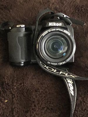Nikon coolplx for Sale in Dallas, TX