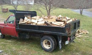 Seasoned fire wood 1 ton for Sale in Weber City, VA