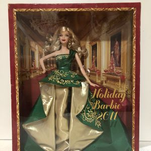 2011 Holiday Barbie for Sale in Newark, NJ