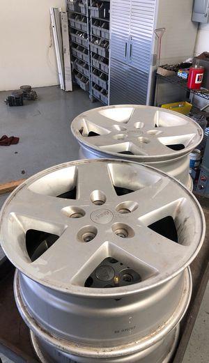 Jeep Wrangler Stock Wheels for Sale in Murrieta, CA
