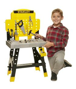 Stanley Kids Tool Work Shop Bench for Sale in La Center,  WA