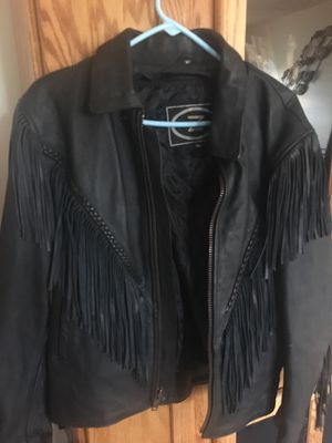 Woman's XL Leather Jacker for Sale in Cocoa, FL