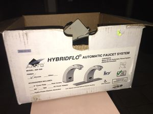 New AMTC HYBRIDFLO Automatic Faucet System AEF-300 Chrome for Sale in Glendale, AZ