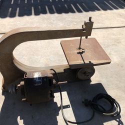Scroll Saw Vintage Project With Motor for Sale in Bakersfield,  CA