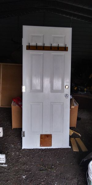 Exterior doors ~32x80 for Sale in Vancouver, WA