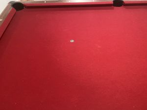 Great Condition Pool Table for Sale in Woodbridge, VA