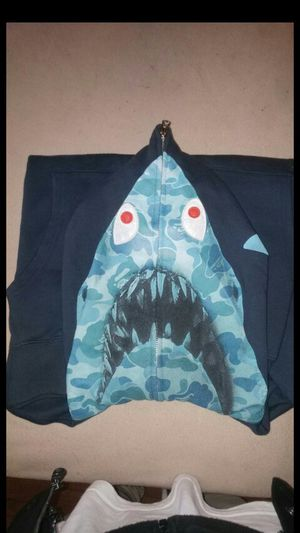 BAPE JAWS SIZE L/XL for Sale in Bothell, WA