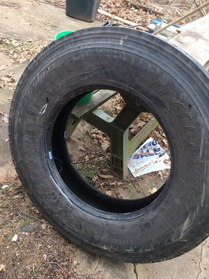 Semi trailer tire for Sale in McLoud, OK