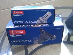 Ignition coil, O2 sensor for Sale for sale  Palm Springs, CA
