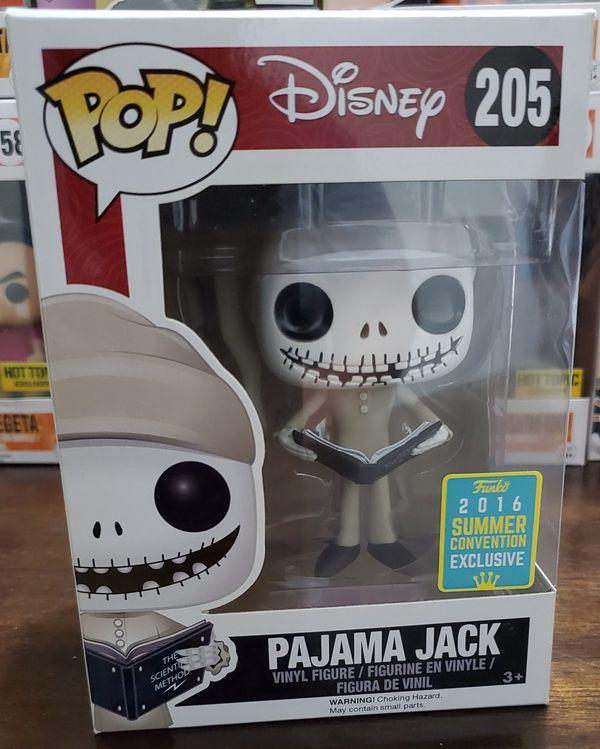 Pajama jack skeleton