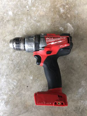 Milwaukee Fuel M18/18V hammer drill for Sale in Greensboro, NC
