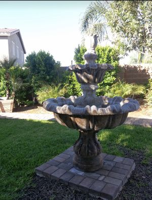Water Fountain for Sale in Goodyear, AZ