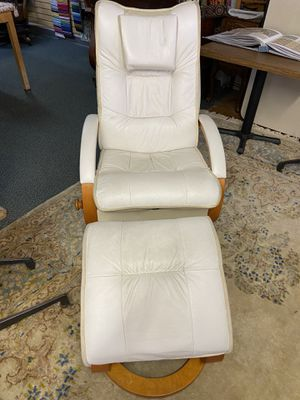 Chair and Ottoman for Sale in Springfield, VA