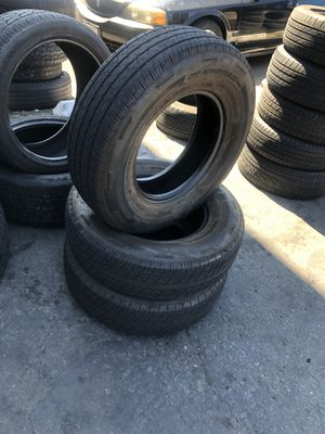225/75/15 trailer tires for Sale in San Diego, CA