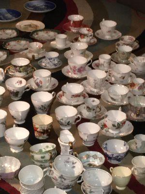 Fine porcelain China EnglandFrance for Sale in Falls Church, VA