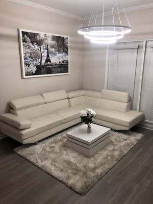 Off White Sectional for Sale in Chamblee, GA