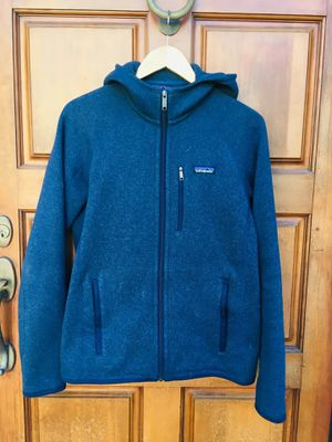 Patagonia Better Sweater Zip Fleece Hoodie, Size S for Sale in Carlsbad, CA