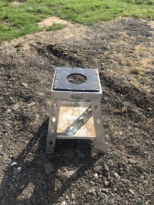 Dirt bike stand for Sale in Granite Falls, WA