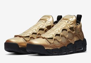 """Brand New Nike Air More Money """"Metallic Gold"""" Size 8 for Sale in Orlando, FL"""
