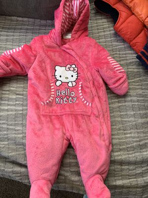 Hello kitty onsies for Sale in San Leandro, CA