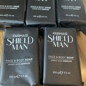 Farmasi Shield Man Face And Body Soap for Sale in San Jose, CA