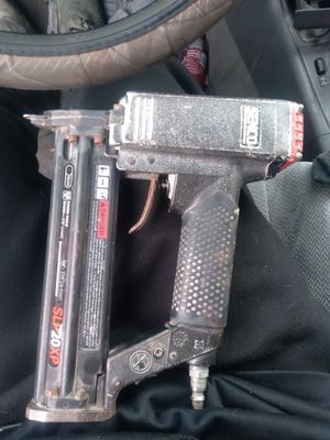 18 gauge senco nailer for Sale in Henrico, VA